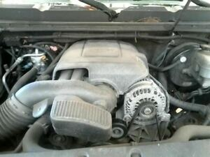 Motor Engine 5 3l Vin J 8th Digit Opt Ly5 Fits 07 08 Avalanche 1500 3916908