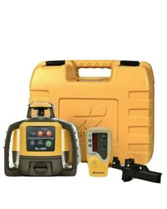 Topcon Rl h5a Self leveling Rotary Grade Laser Level Free Shipping