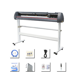 1350mm Vinyl Cutting Plotter 53 Sign Digital Printing Sticker Usb Cutter
