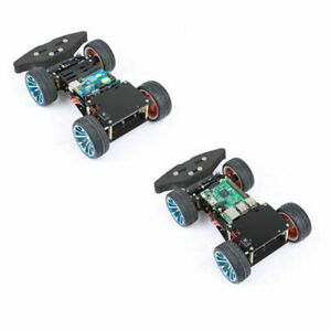 For Arduino Robot Kit Diy 4wd Rc Smart Car Chassis With S3003metal Servo Bearing
