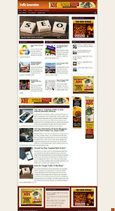 Zero Cost Traffic Tactics Affiliate Website With Free Domain Hosting