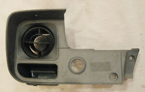 1979 1980 1981 1982 1983 Toyota Pickup Left Dash Vent And Trim Ac Heater
