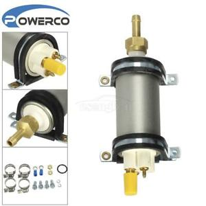 Msd 2225 Universal High Pressure In Line Fuel Pump Module For Racing Vehicles