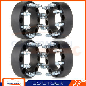 4 2 Wheel Spacers 8x170 14x2 Fits Ford F 250 F 350 Super Duty Ford Excursion