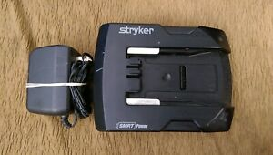 Stryker Smrt Battery Charger Used Ref 6500 201 000 Power Cord Not Included