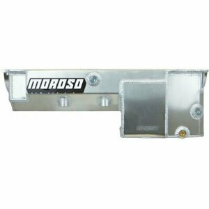 Moroso 20485 Drag Race Oil Pan Comp Eliminator Super Gas comp And Bracket Cars B