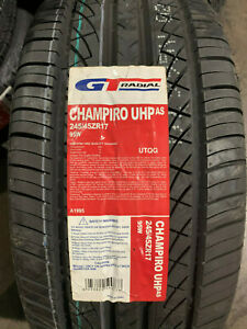 4 New 245 45 17 Gt Radial Champiro Uhp As Tires