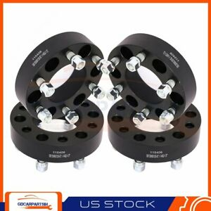 4 1 5 Wheel Spacers 6x135 14x2 Fits Ford F 150 Expedition Lincoln Navigator
