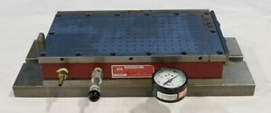 Suburban Vc 612 s2 Vacuum Sine Plate Grinder Tooling 6 X 12 Size