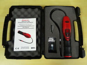 Snap On Model Act785b Refrigerant Gas Leak Detector Great Condition
