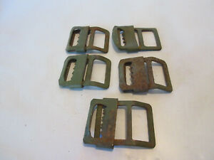 Gpw Jeep Wwii Willys Mb 1 Buckle For Canvas Strap Original