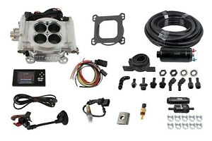 Fitech Fuel Injection 31001 Go Efi 4 600 Hp Throttle Body System Master Kit 600