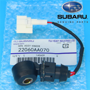 New Knock Sensor 22060 Aa070 For 1999 2000 2001 2002 Subaru Forester 2 5l