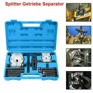 12pc Gear Removal Bearing Splitter Puller Kit 2 3 Fly Wheel Separator Tool