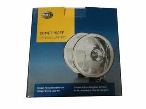 Pair Of Hella Comet 500ff Kit Spot Driving Lamp Light Covers Rally Jeep Truck