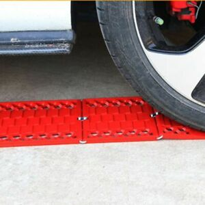 Trucks Carstyling Snow Chain Wheel Foldable Anti Skid Plat Mud Tire Protection