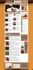 Chocolate Lovers Website Affiliates Free Domain And Hosting