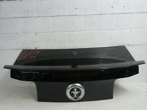 2010 2011 2012 Ford Mustang Trunk Lid Complete