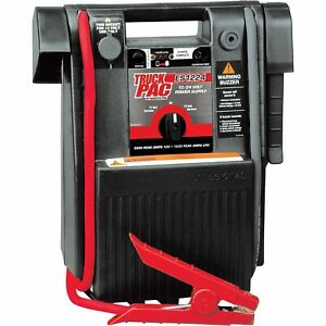 Truck Pac 12 24v Portable Power Source Es1224