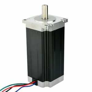 Wantai Nema 23 Stepper Motor 1 26nm 179oz in 4a 56mm Lengthdiy Cnc Router Mill