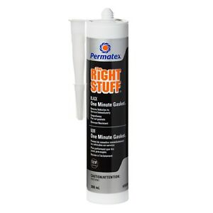 Permatex Sealant The Right Stuff Instant Gasket Maker