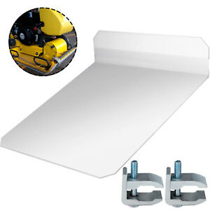 Plate Tamper Compactor Pad Mat Clamps Fits Most Wacker Weber More