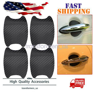 4x Set Car Door Handle Films Sticker Protector Anti Scratch Protect Accessories