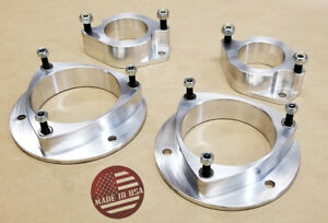 Streetrays Billet Alum 2 Lift Kit Spacers For 05 09 Subaru Legacy Outback