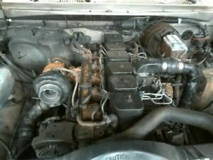 Motor Engine 6 360 5 9l Diesel Vin C 8th Digit Fits 91 93 Dodge 250 Pickup 37042