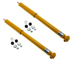 Koni Yellow Sport Shocks For Pontiac Gto 04 06 Rear Pair 2 Rear Shocks