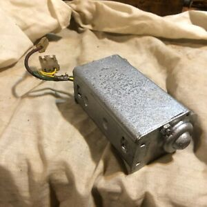 1960 S 1970 S Cadillac Buick Gm Power Seat Motor Refurbished Warrantied