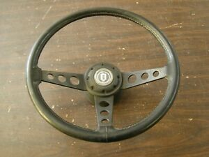 Oem Ford Mustang Truck Fairmont Sport Steering Wheel 1978 1979 Button