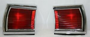 New 1967 Dodge Dart Tail Lamp Assemblies Pair
