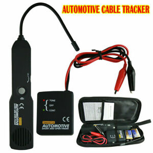 Automotive Repair Tester Tool Finder Cable Circuit Car Vehicle Wire Tracker New