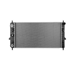 New Aftermarket Replacement Radiator For 2005 2010 Chevrolet Cobalt 2608