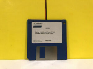 Huntron 1988 1994 Tracker 5100ds And Prober Rp388 Disk 3 Of 3 Floppy Software