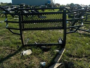 Used Ggc031bl1 Ranch Hand Grille Guard 2003 2004 2005 2006 Chevy 2500hd 3500