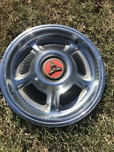 Vintage Rare 4 Original Dodge Chrysler 15 Hubcaps