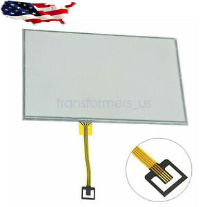 For Ford Sync 2 Replacement Touch screen Glass Digitizer 8 Radio Navigation