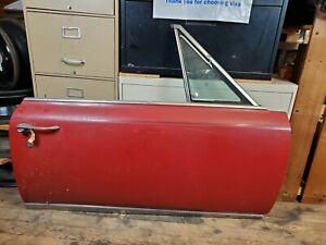 1967 Pontiac Gto Tempest Lemans Right Side Door