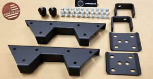 sr 73 87 Chevy Gmc C10 C20 Frame Support C notch 5 Drop Flip Lowering Kit