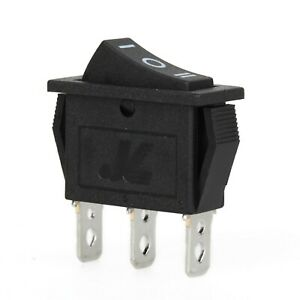 New Spdt On off on Rocker Switch 20a 125vac Usa Seller fast Shipping