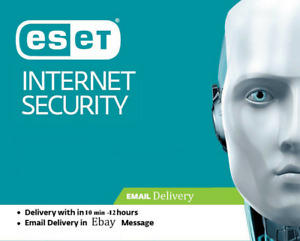 Eset Nod32 Internet Security 2020 Full Version Fast Delivery