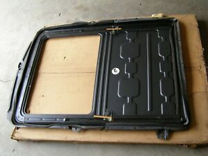 Nos Oem Ford 1972 1973 1974 Pinto Sun Roof Frame Mercury Bobcat