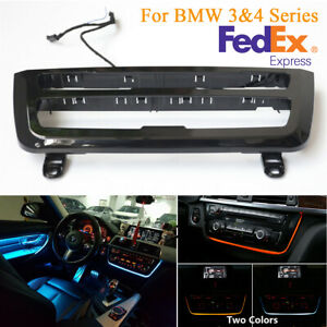 Switchable Atmosphere Light Car Stereo Fascia Console Decor Lamp For Bmw 3series