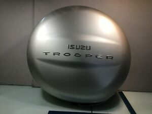 92 02 Isuzu Trooper Spare Tire Hard Trim Cover Shell A