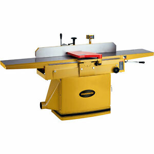 Powermatic 12in Jointer With Helical Head 3 Hp 1 Ph 230v Model 1285