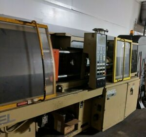 Engel Plastic Injection Molding Machine Model Es200 55 With Updated Software