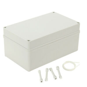 9 76 x5 82 x4 53 Abs Dustproof Ip65 Junction Box Universal Project Enclosure