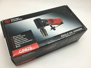 Chicago Pneumatic 875 1 4 Mini Angle Die Grinder Cp875